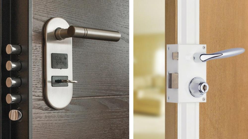 changer une porte de service cool changement serrure vous recherchez un serrurier de confiance. Black Bedroom Furniture Sets. Home Design Ideas